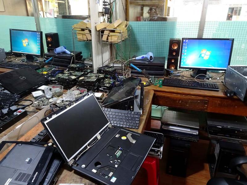 Trung tâm sửa chữa máy tính Hải Luân Laptop