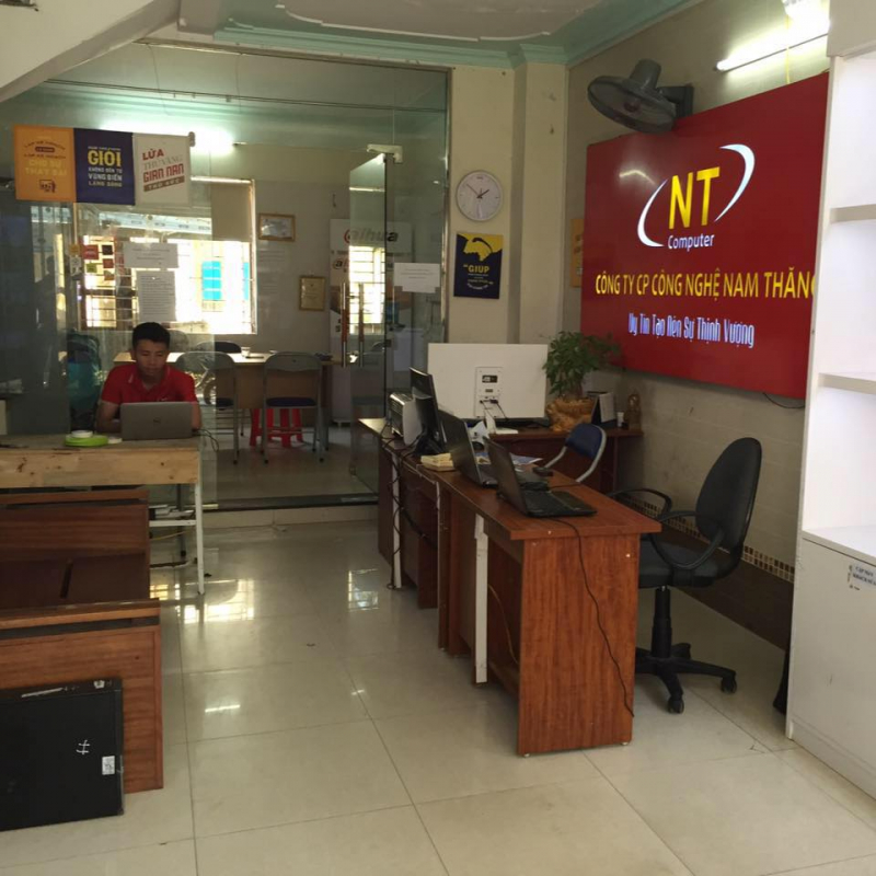 Trung tâm sửa chữa máy tính Nam Thăng