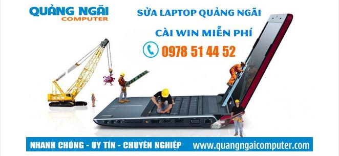 Trung tâm sửa chữa máy tính Quảng Ngãi Computer