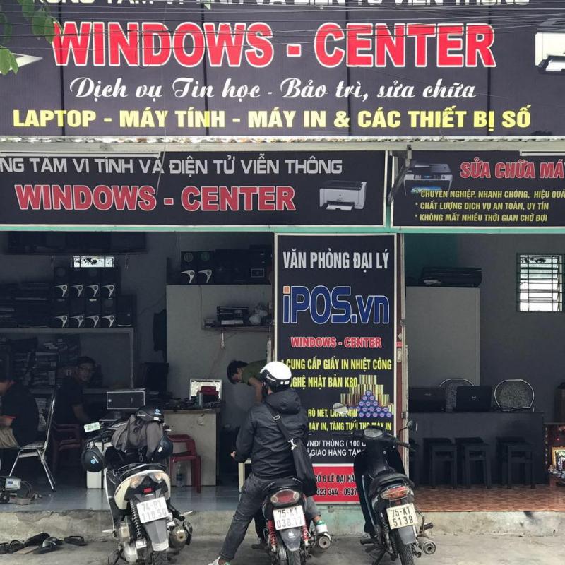 Trung tâm sửa chữa máy tính Windows Center