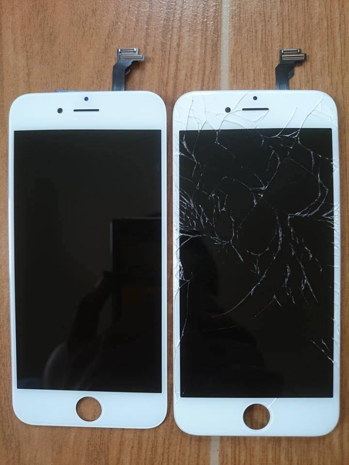 Trung tâm sửa chữa, thay kính điện thoại Cốm Mobile