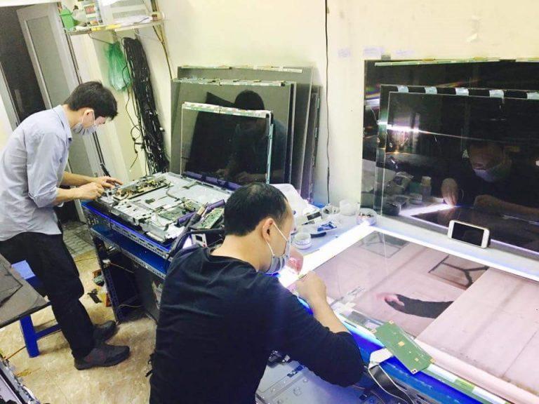 Trung tâm sửa chữa tivi công nghệ cao Trung Thành