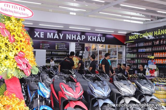 Trung tâm Sửa Xe Máy Chuyên Nghiệp - Suaxechuyennghiep.vn