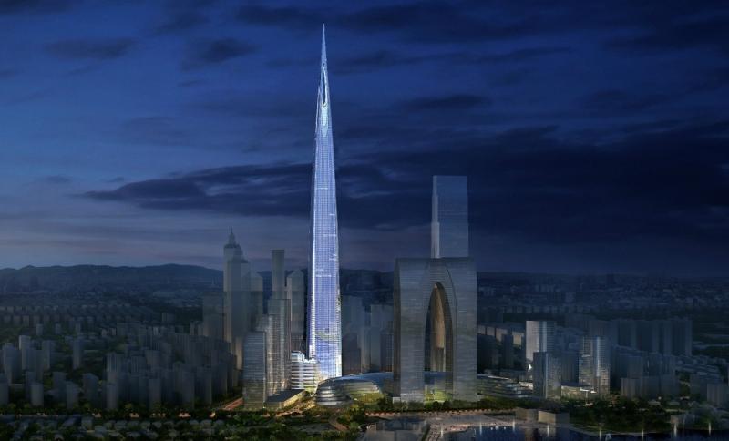 Tòa nhà cao nhất Trung Quốc vào năm 2020