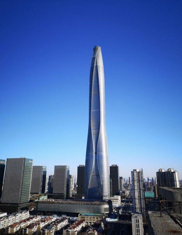 Trung tâm Tài chính CTF Thiên Tân