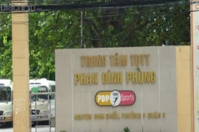 Trung tâm TDTT Phan Đình Phùng