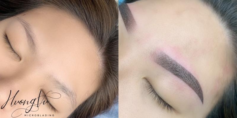 HƯƠNG VŨ Eyebrows Chuyên Phun Xăm Công Nghệ Mới