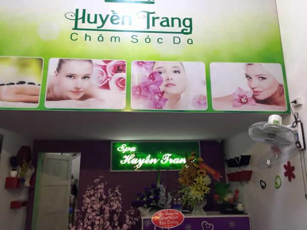 Trung tâm thẩm mỹ làm đẹp Huyền Trang Spa