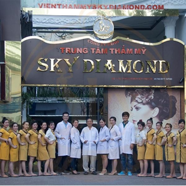 TMV Sky diamond