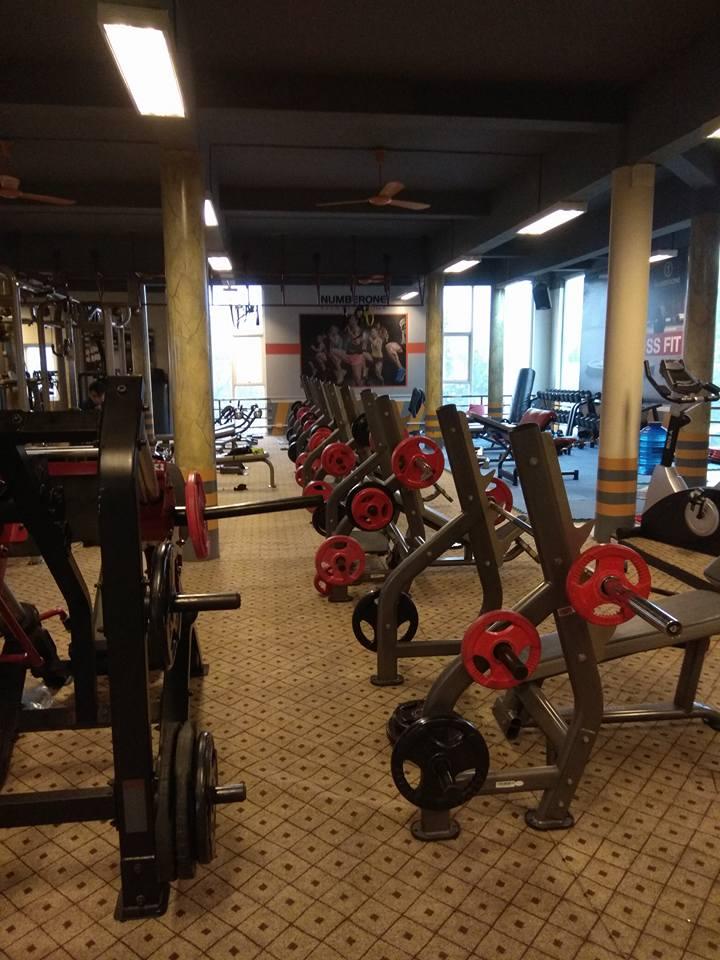 Trung tâm Thăng Long Gym