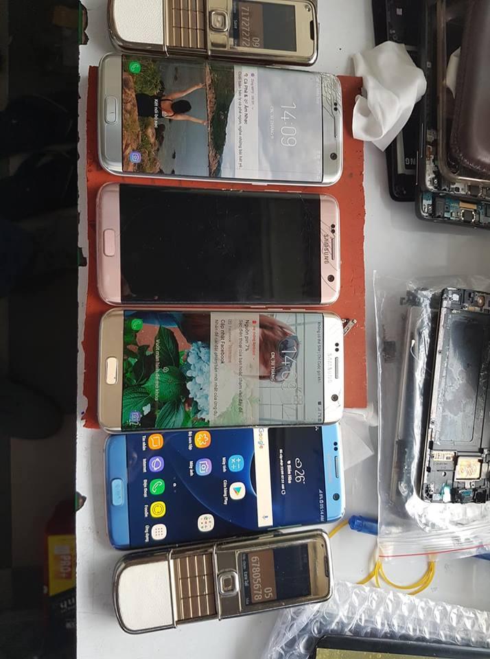 Trung tâm thay màn hình điện thoại - Gia Huy Mobile