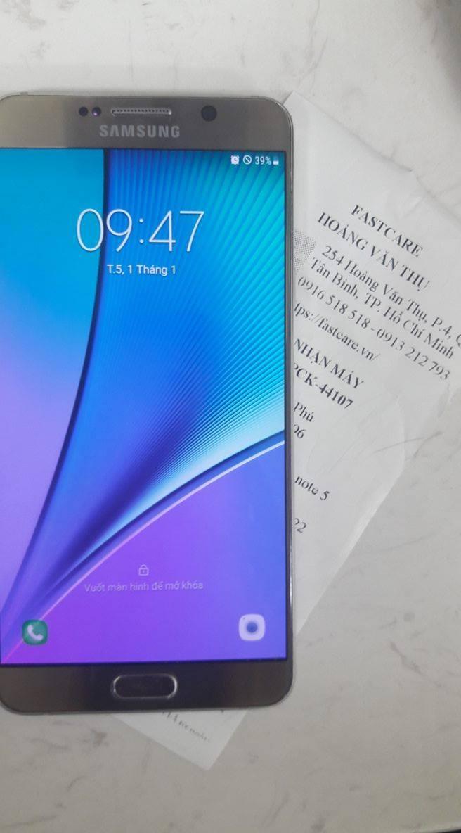 Trung tâm thay màn hình điện thoại Samsung Fastcare