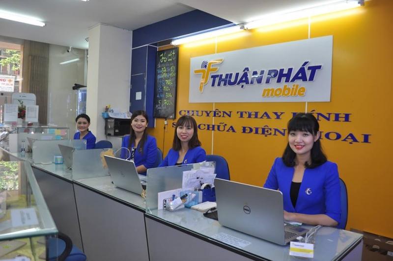 Trung tâm thay màn hình điện thoại Samsung - Thuận Phát Mobile