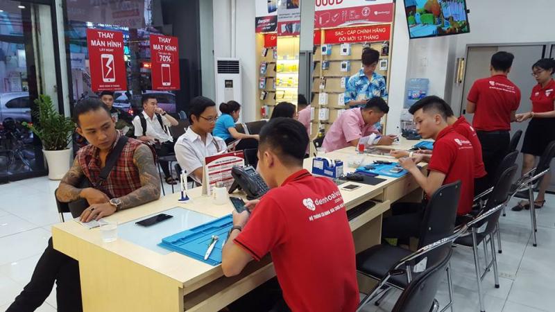 Trung tâm thay màn hình điện thoại Xiaomi - Điện Thoại Vui