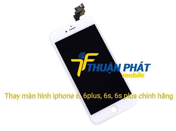 Trung tâm thay màn hình Iphone 6plus, 6s plus - Thuận Phát Mobile