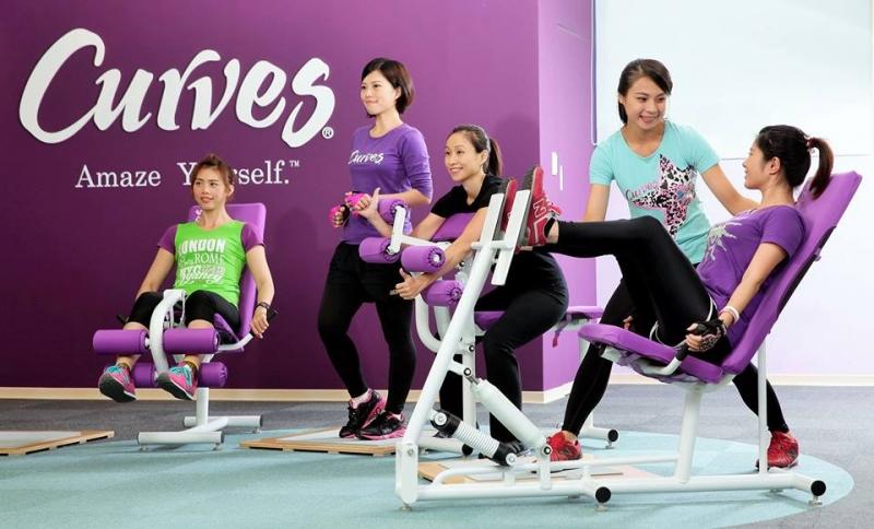 Trung tâm thể dục thẩm mỹ GYM - CURVES