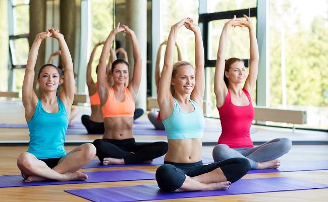 Trung tâm thể dục thể hình Fitness & Yoga California