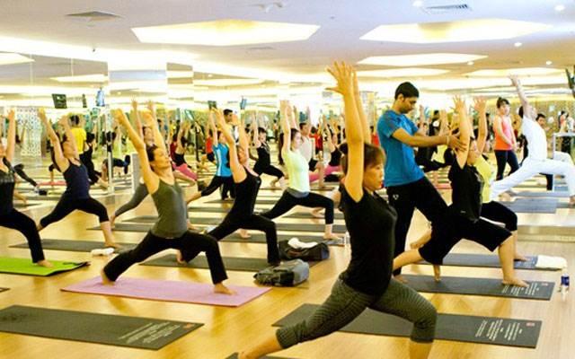 Trung tâm thể dục thể hình Fitness& Yoga California