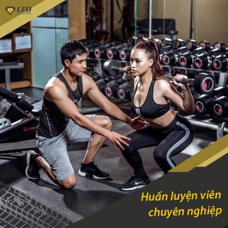 Leo Fitness Center