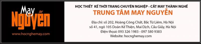 Trung Tâm Thời Trang May Nguyễn nổi tiếng là thương hiệu được lưu truyền từ một gia đình có nhiều đời