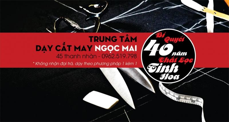Trung Tâm Thời Trang Ngọc Mai là thương hiệu có mặt trên thị trường thời trang Việt Nam từ năm 1978