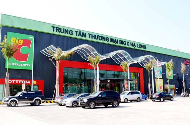 Trung tâm thương mại Big C Hạ Long