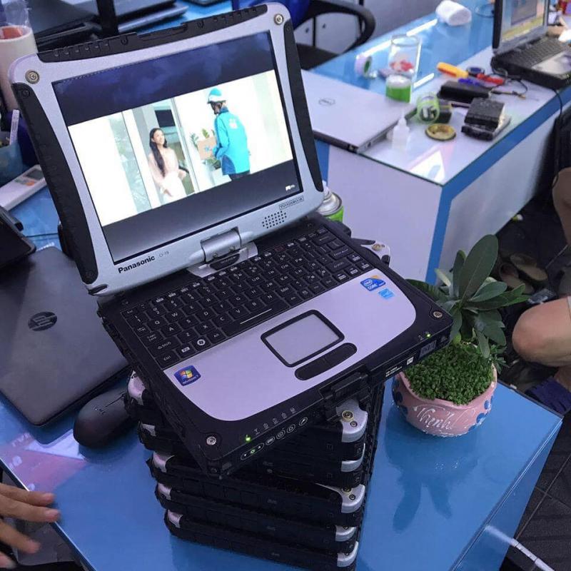 Trung tâm thương mại dịch vụ và sửa chữa Laptop Trường An