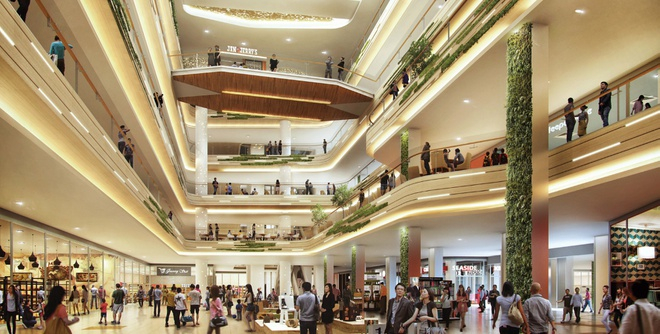 Trung tâm mua sắm Estella Place