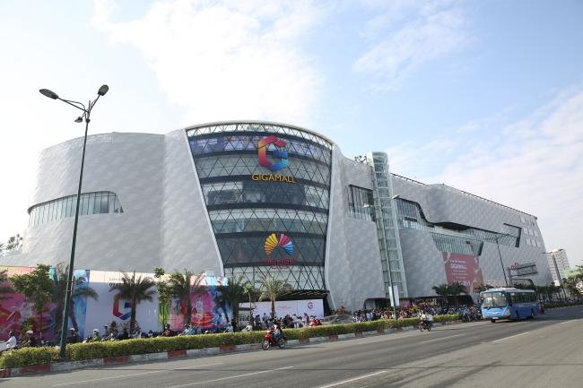 Trung tâm thương mại Giga Mall Thủ Đức