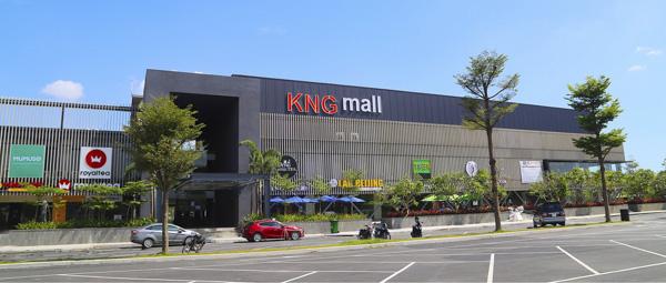 Trung tâm thương mại KNG mall