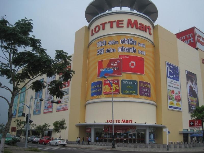 Lotte Mart Đà Nẵng