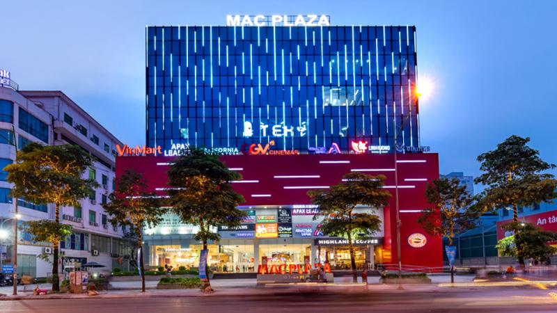 Trung tâm thương mại Mac Plaza (Machinco)