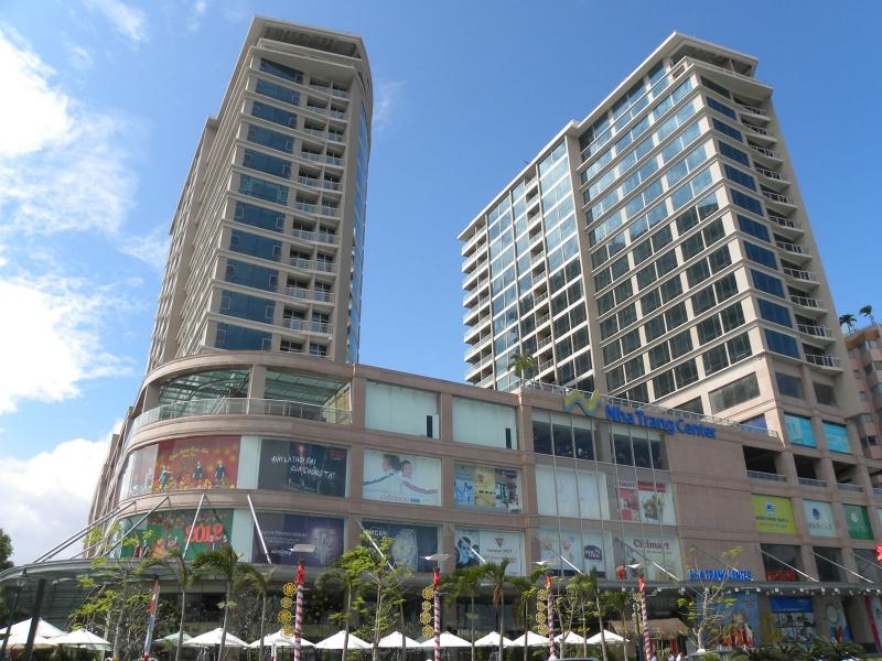 Trung tâm thương mại Nha Trang
