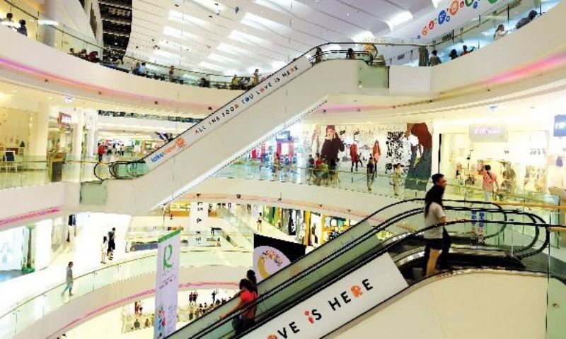 Top 4 trung tâm thương mại nổi tiếng nhất quận 7, Tp HCM