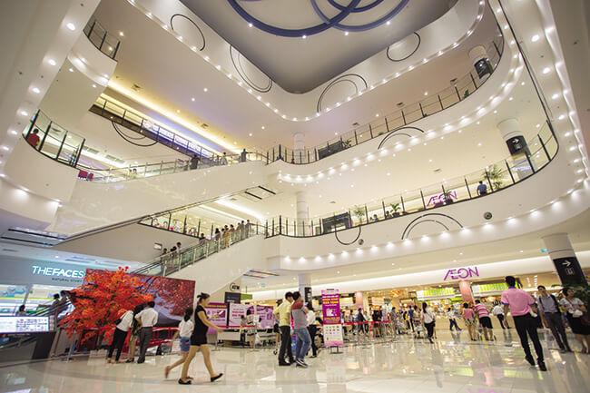 Top 5 trung tâm thương mại nổi tiếng nhất tại Vũng Tàu