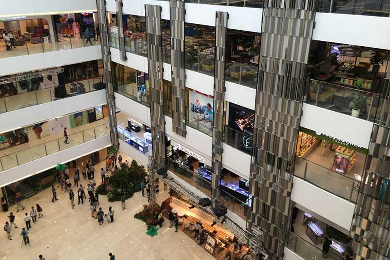 Trung tâm mua sắm Saigon Center