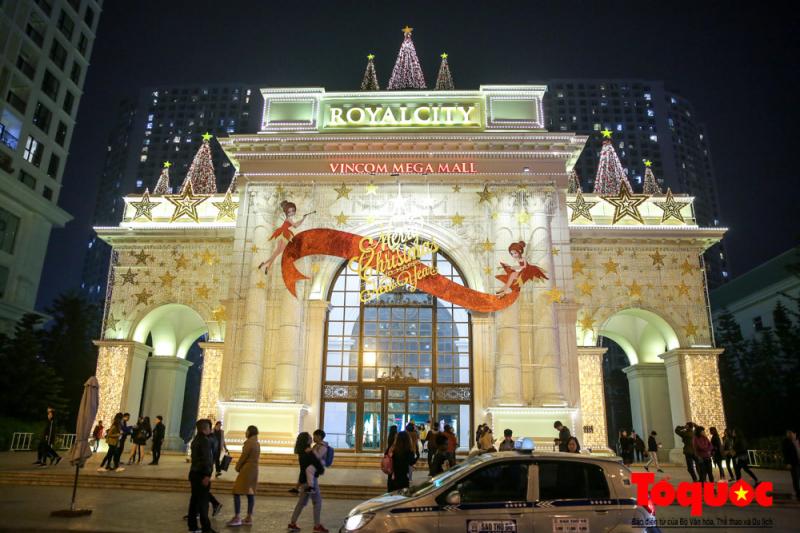 Vincom Mega Mall (VMM) Royal City
