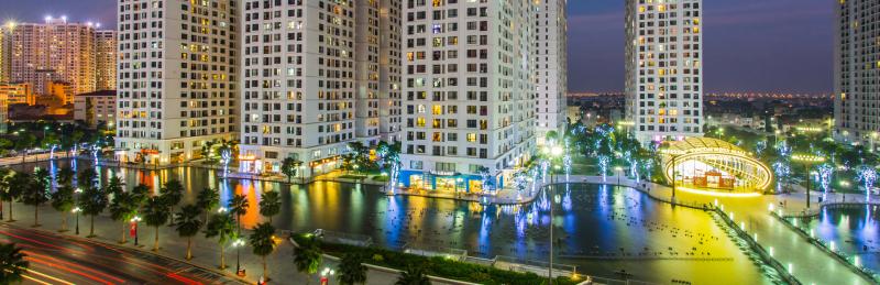 Vincom Mega Mall Time City
