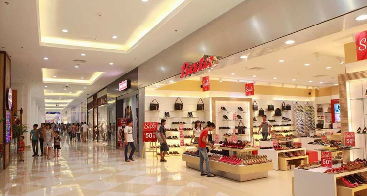 Trung tâm thương mại Vincom Center Long Biên