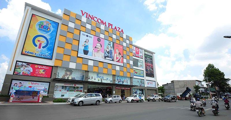 Trung tâm thương mại Vincom Thủ Đức
