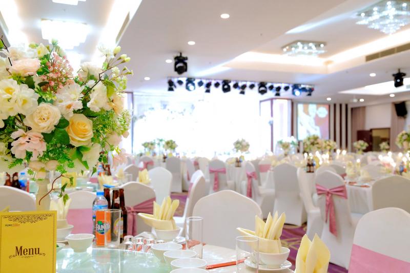 Trung tâm Tiệc cưới & Hội nghị Mipec Palace