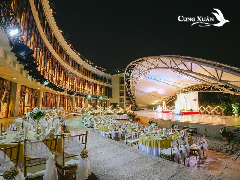 Trung tâm tiệc cưới Cung Xuân