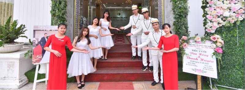 Trung tâm tiệc cưới Hà Dương Palace