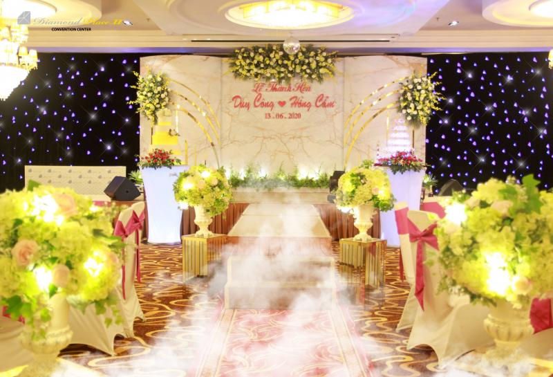 Trung tâm Tiệc cưới – hội nghị Diamond Place II