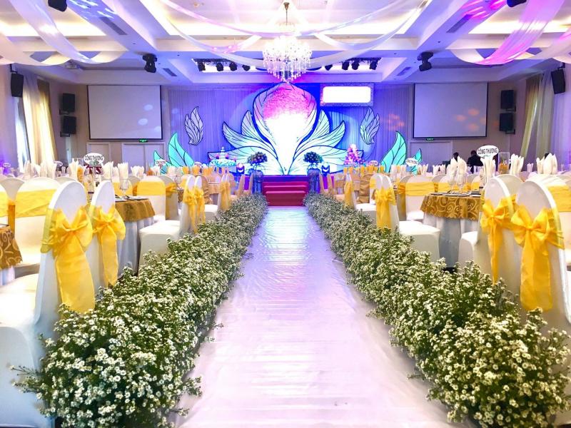 Trung tâm tiệc cưới - hội nghị Saphire