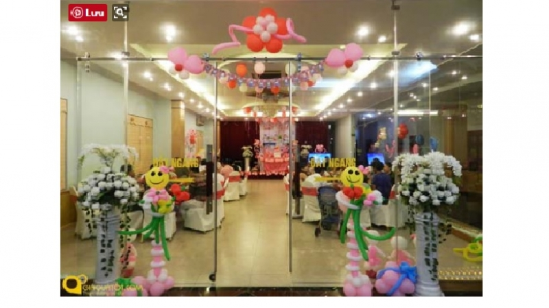 Trung tâm tiệc cưới Hồng Ân là lựa chọn tuyệt vời dành cho bạn