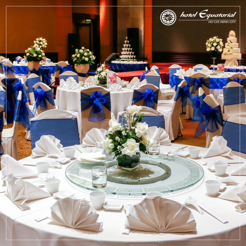 Trung Tâm Tiệc Cưới Khách Sạn Equatorial