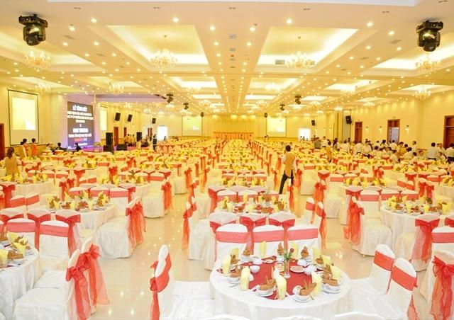 Trung tâm tiệc cưới Thanh Bình - KSB