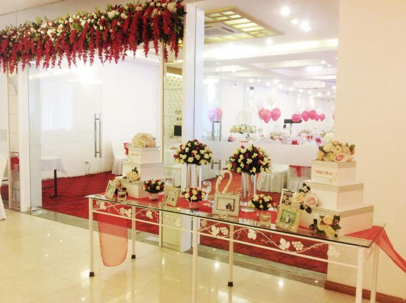 Trung tâm tiệc cưới Thành Công.