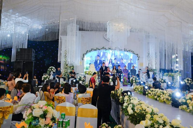 Trung tâm tiệc cưới Thanh Thủy Palace